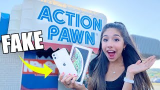Pawning a FAKE iPhone 11!