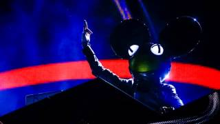 Deadmau5 @UMF 2014 - My Pet Coelacanth [Morgan Page feat. Lissie - The Longest Road]