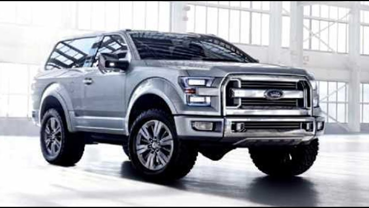 2017 Ford Bronco Svt Redesign Exterior Interior Release Date And