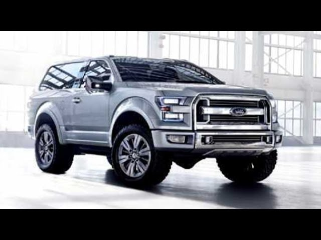 2017 Ford Bronco Svt,Redesign Exterior, Interior ,Release Date And Price