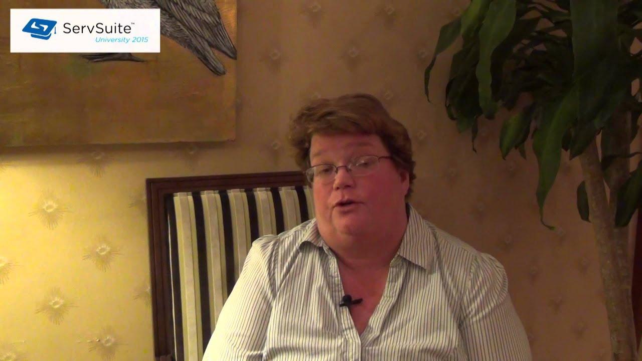 ServSuite University Testimonial by Cheryl Seidel