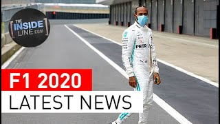 LATEST F1 NEWS: Hamilton and Mercedes, Red Bull at Silverstone, Ferrari, and more.