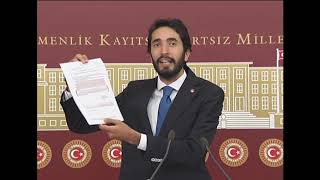 Basın Toplantısı  Furkan Vakfı ve Alparslan KUYTUL - TBMM - 07.05.2019