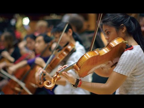 Stanford Live Engages Students through Classical Music