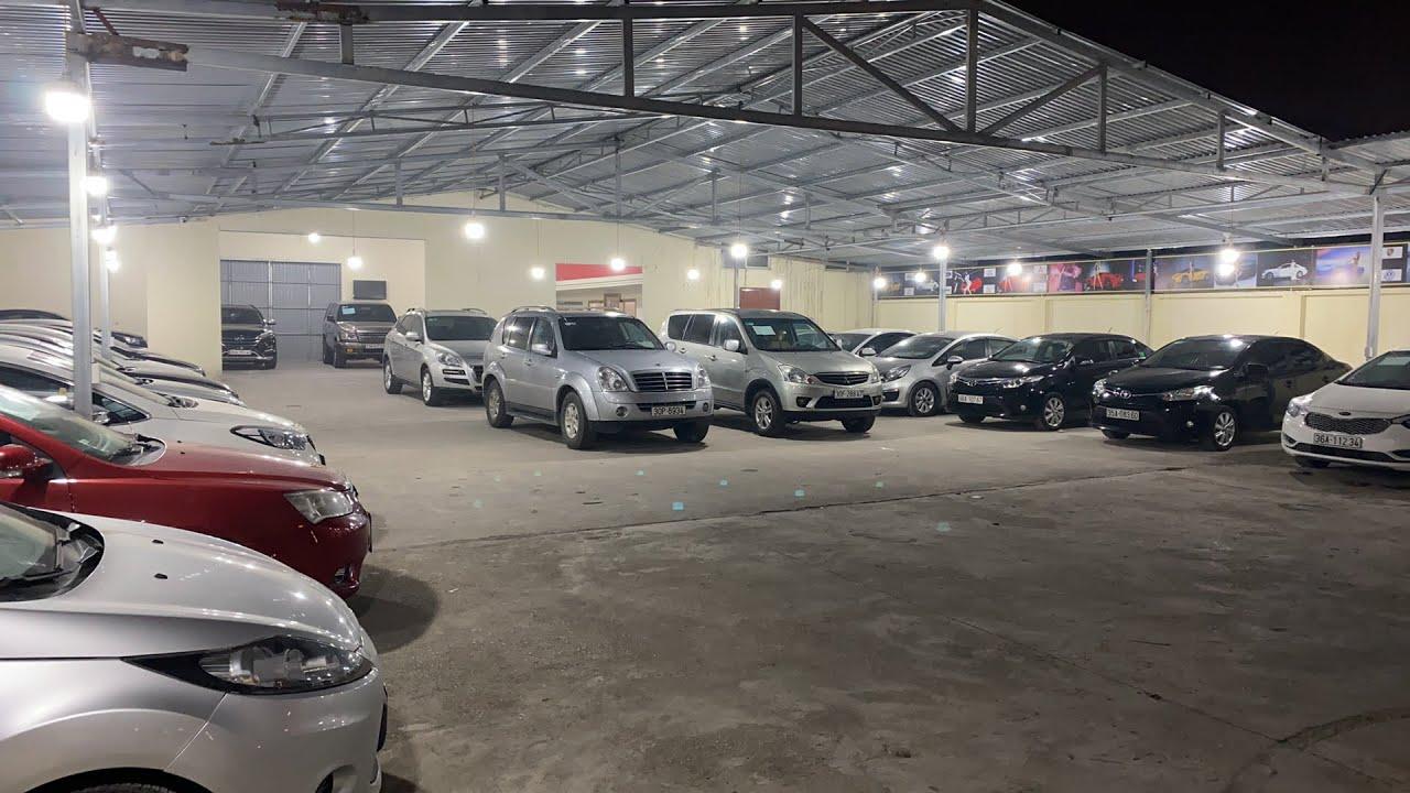 🔴 20/02/2020 Xe ô tô cũ đồng loạt giảm giá mạnh – Dũng Audi – Chợ Ô Tô Cũ Hải Dương – 0855 966 966