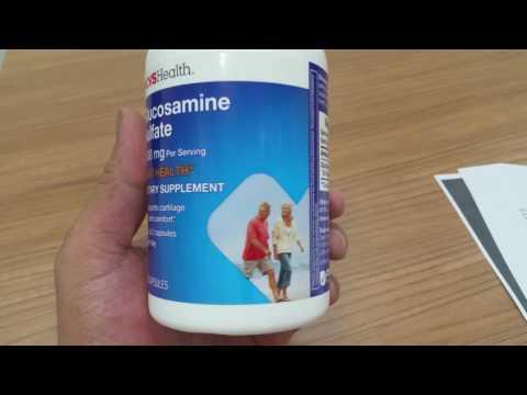 Glucosamine Tạo Chất Nhờn Chống đau Khớp Xương