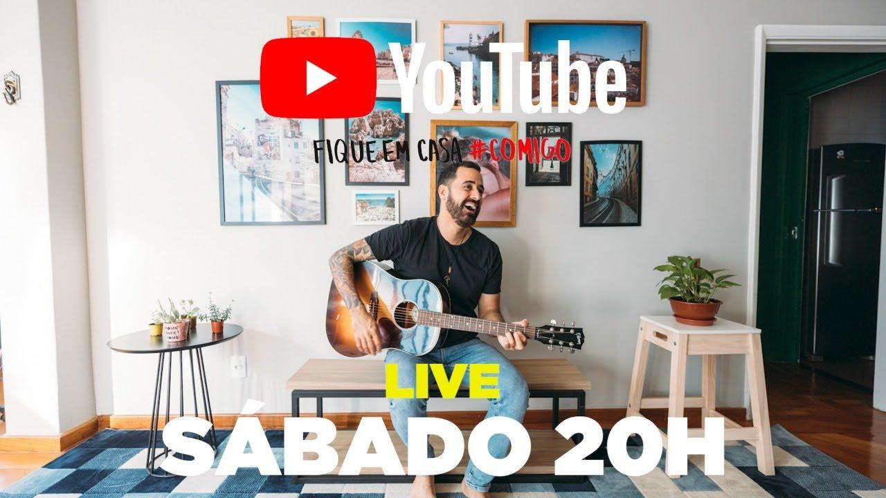 Live Seu Cuca 20h! - #FiqueEmCasa e Cante #Comigo