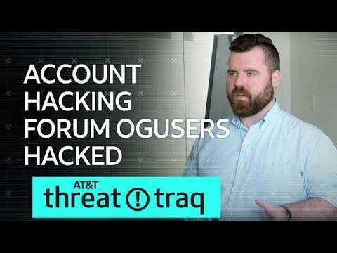 5/31/19 Account-hacking Forum OGusers Hacked    AT&T ThreatTraq