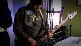 """45"" - Shinedown -=- Bass w/ Tabs (HD Cover)"
