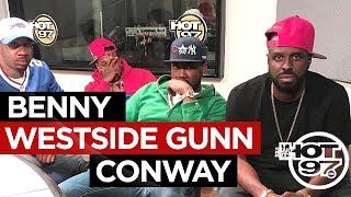 CONWAY, BENNY, WESTSIDE GUNN | #FREESTYLE060