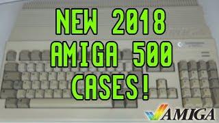 New Commodore Amiga 500 Cases