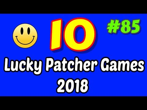 10 Lucky Patcher Android No Root Games List #85 2018