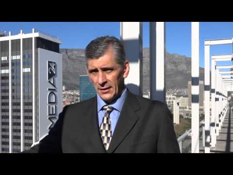 Nico Walters, GM at TNPA on Western Cape port developments