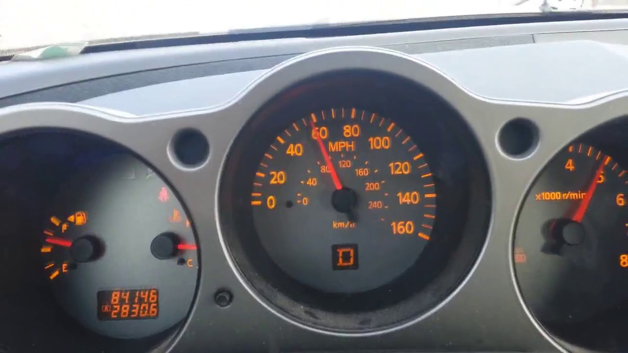 2004 Nissan Maxima 0 60 Youtube
