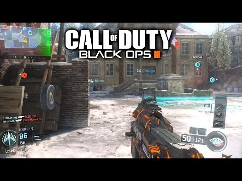 Black Ops 3 MULTIPLAYER GAMEPLAY #1 with Vikkstar