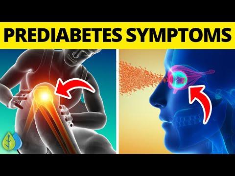 Top 12 Prediabetes Symptoms You Need to Know (Reverse Prediabetes)