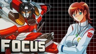 FOCUS #14 | STARSCREAM (Transformers Armada)