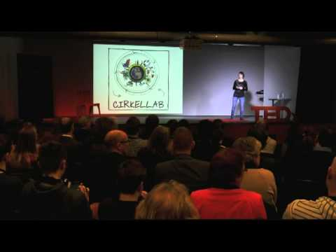 Solutions For A Renewed Economy, A Circular 'type' Of Economy | Thirza Monster | TEDxDordrecht