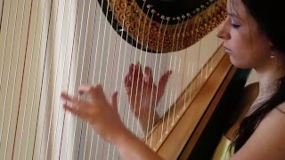 Beauty and the Beast [Alan Menken] // Amy Turk, Harp