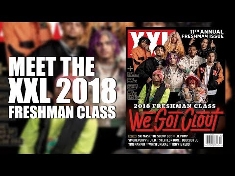 Tha Kid Reckless - XXL finally release the 2018 Freshmen Class issue