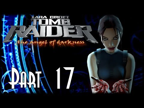 Let's Blindly Crunch in Tomb Raider: The Angel of Darkness! - Part 17 - Wrath of the Beast