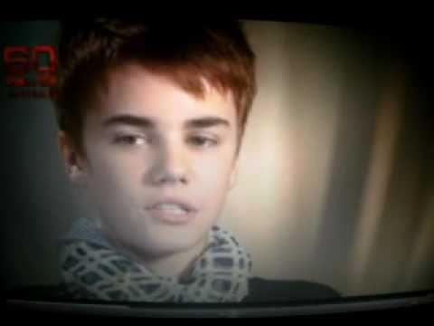 Justin Bieber 60 Minutes Interview Australia