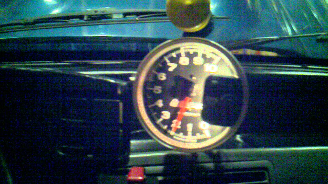 small resolution of 79 93 ford mustang line lock and tach and shift light install