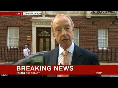 All-time classic BBC bust-up between Nicholas Witchell and Richard Evans