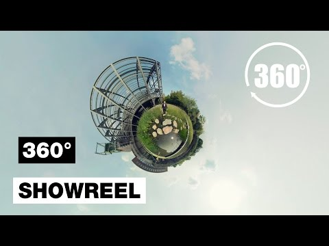 360°-Video - Interaktiv erklärt von Aspekteins