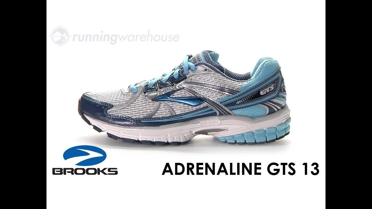 b4069c62480 Brooks Adrenaline GTS 13 for Women. Running Warehouse