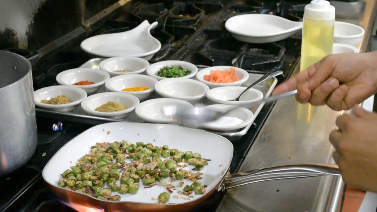 Bhindi (Okra Masala recipe)