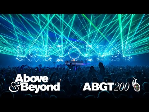 Above & Beyond Live at Ziggo Dome, Amsterdam (Full 4K HD Set) #ABGT200