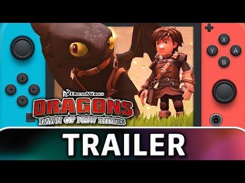 dreamworks-dragons-dawn-of-new-riders- -nintendo-switch-trailer