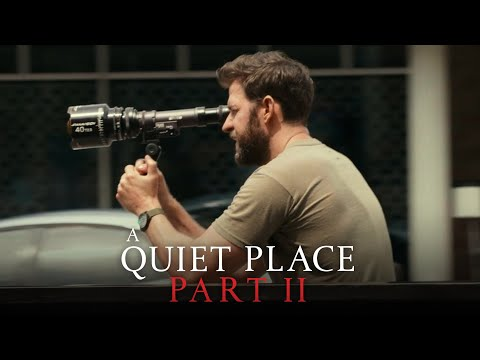 """A Quiet Place Part II -""""Questions Answered"""" - Paramount Pictures"""