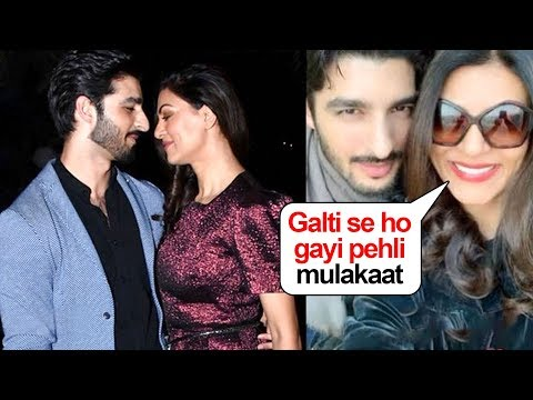 Sushmita Sen REVEALS How She Met Her Boyfriend Rohman Shawl | LOVE STORY