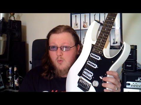 Budget Guitar 4 Ibanez Gio Grg140 Wh
