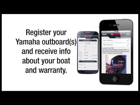 Yamaha Outboards Mobile App