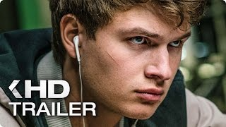 BABY DRIVER Trailer 3 German Deutsch (2017)