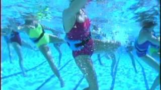 WaterGym® - WATER AEROBICS EXERCISES #1