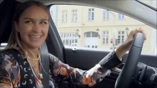 Mercedes Benz Road Girls 2017 CLA Class