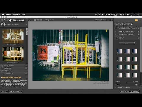 Die Google Nik Collection im Überblick – Blende 8 – Folge 165