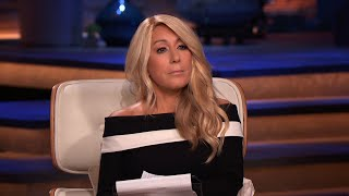 Lori Greiner and Mark Cuban Spar Over Golfkicks - Shark Tank