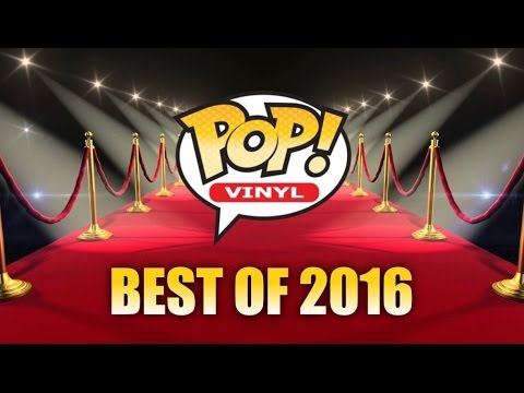 Top 10 Best Funko POPS! of 2016