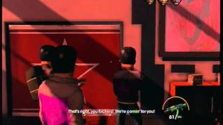 Saints Row The Third Part 1-When Good Heists Go Bad