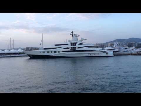 20140608 フェリーFerry イビサ港 Ibiza Harbor