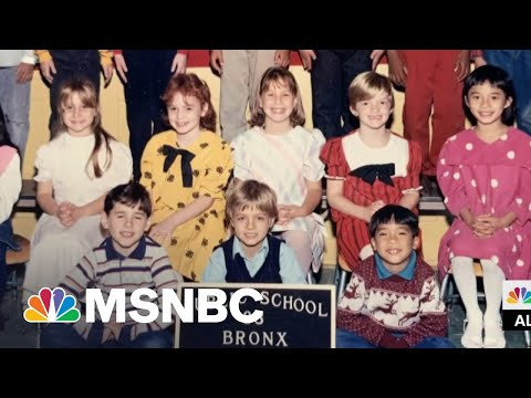 First Lady Dr. Jill Biden Visits Chris Hayes' Elementary School