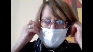 Kronvirusa intervjuo kun Margaret Zaleski-Zamenhof
