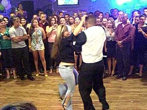 Club Caribe Bachata Contest Carlos Cinta & Monica