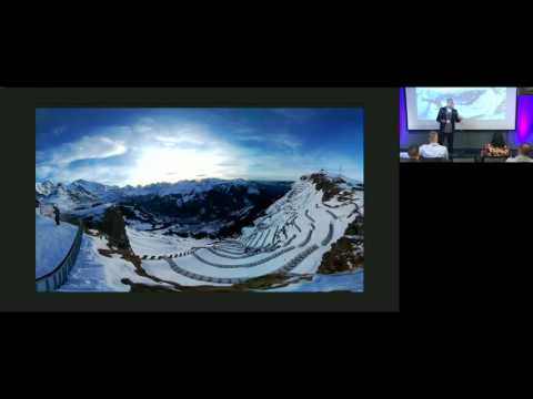 TTC16: Peter Wilkins - VR in Travel