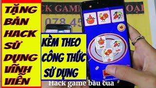 TẶNG bản hack game bầu cua + bộ công thức đánh   Game bầu cua Trà My 2019